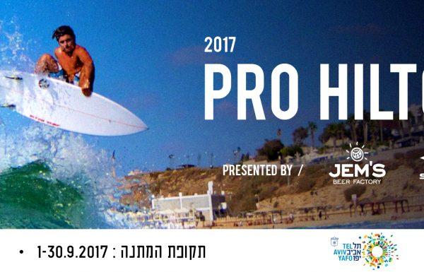 Pro Hilton #3 2017