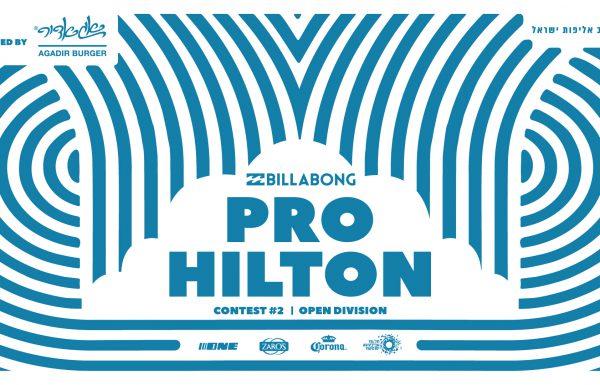 BILLABONG PRO HILTON pres. by Agadir 2019 #2