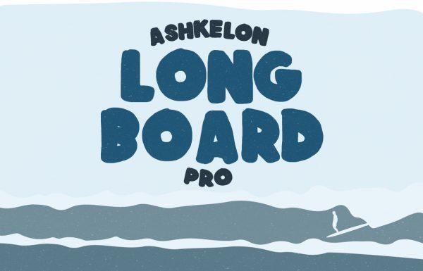 Ashkelon Pro #2 2019 – Longboard Tour