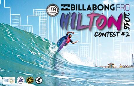 בילבונג פרו הילטון – תחרות #2 2016 – סבב בוגרים ו-U18